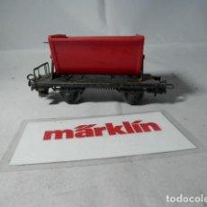 Trenes Escala: VAGONETA ESCALA HO DE MARKLIN . Lote 190883882