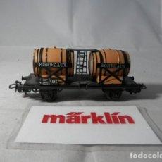 Trenes Escala: VAGÓN CUBAS ESCALA HO DE MARKLIN . Lote 190884493