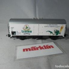 Comboios Escala: VAGÓN CERRADO ESCALA HO DE MARKLIN . Lote 191244045