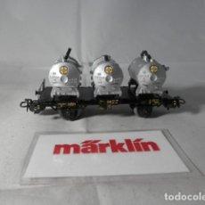 Trenes Escala: VAGÓN RESIDUOS ESCALA HO DE MARKLIN . Lote 191339026