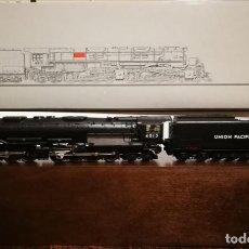 Trenes Escala: MÄRKLIN 37990 BIG BOY DIGITAL CLASS 4000 H0. Lote 192092280