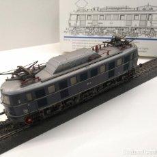 Trenes Escala: LOCOMOTORA ELECTRICA MARKLIN REF 34691 DIGITALIZADA CON MOTOR DE CINCO POLOS. Lote 193057087