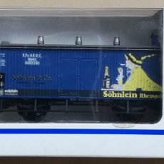 Trenes Escala: MÄRKLÍN H0 - 48926 VAGON CARGA - SHÖNLEIN RHEINGOLD - EN CAJA SIN ESTRENAR - REF. PJRB. Lote 194224908
