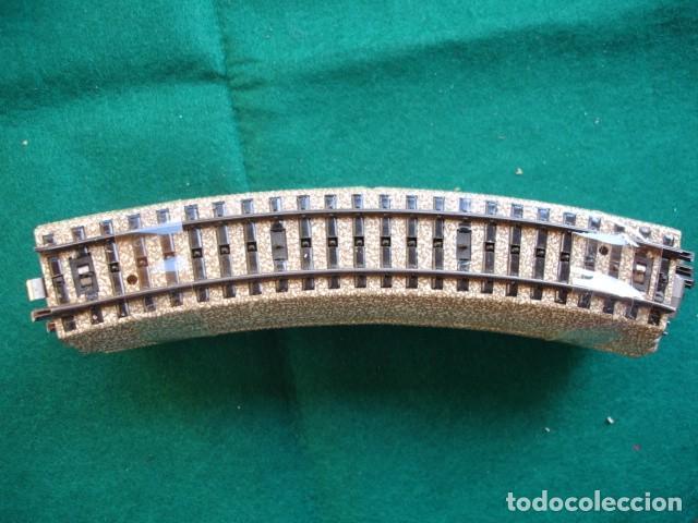 Trenes Escala: 3 LOTES DE 10 VIAS CADA UNO MARKLIN ESCALA HO RECTAS Y CURVAS 5120.5106.5120 - Foto 4 - 194395411