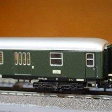 Trenes Escala: MARKLIN H0 COCHE-FURGÓN PARA EQUIPAJES, DE LA D.B., REFERENCIA 4026 *TODO METALICO*. Lote 194899853