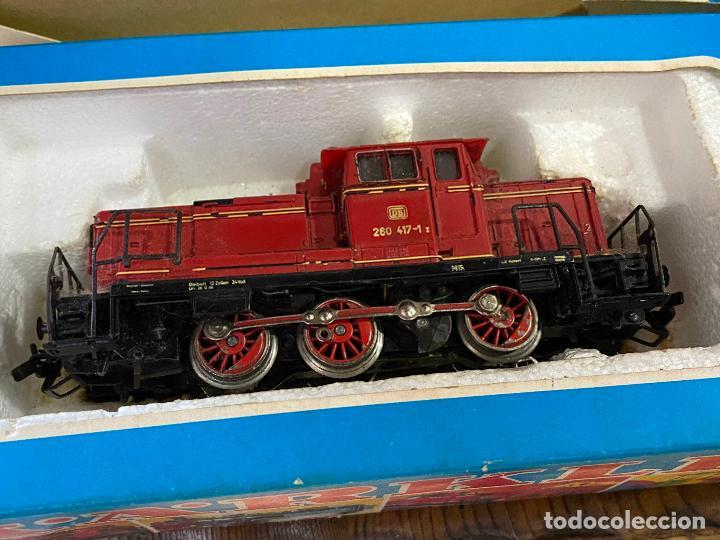 Trenes Escala: Locomotora H0 Marklin 3064 en caja - Foto 5 - 195054541