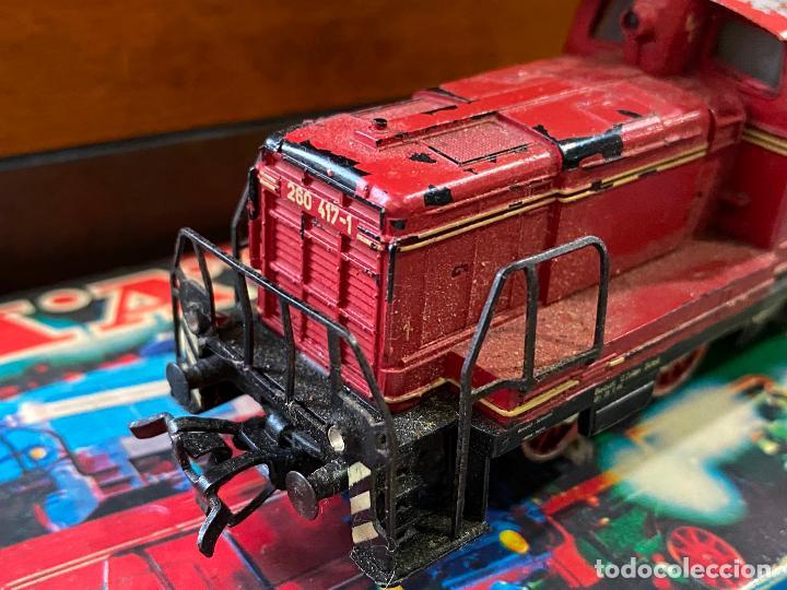 Trenes Escala: Locomotora H0 Marklin 3064 en caja - Foto 6 - 195054541