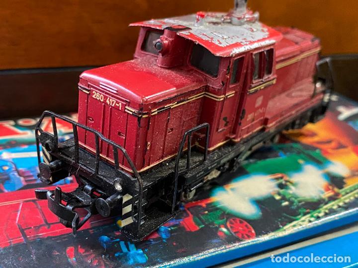 Trenes Escala: Locomotora H0 Marklin 3064 en caja - Foto 7 - 195054541
