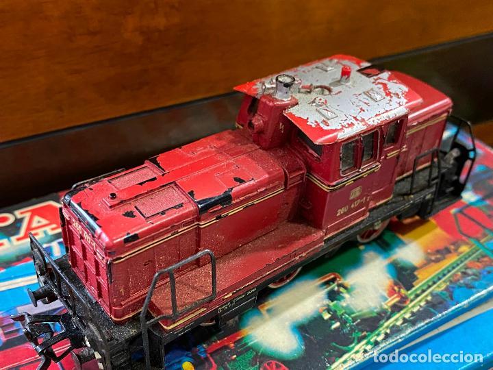Trenes Escala: Locomotora H0 Marklin 3064 en caja - Foto 9 - 195054541