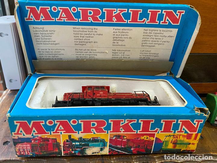 LOCOMOTORA H0 MARKLIN 3064 EN CAJA (Juguetes - Trenes a Escala - Marklin H0)