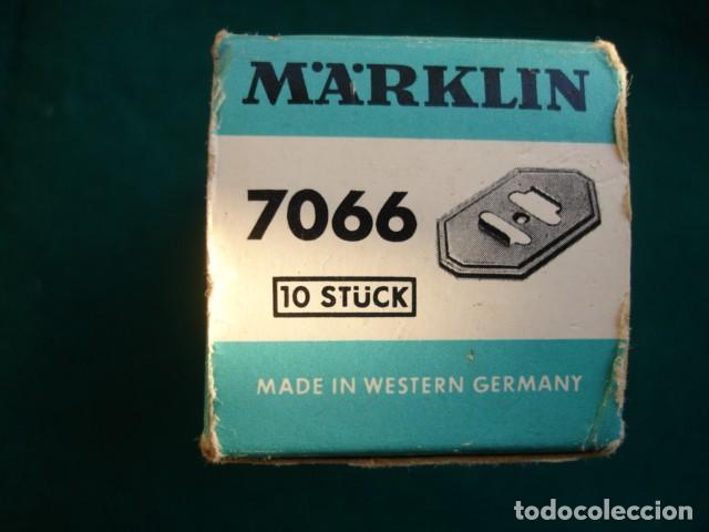 MARKLIN 7066 PILARES ESCALA HO CON CAJA (Juguetes - Trenes a Escala - Marklin H0)