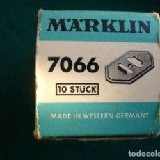 Trenes Escala: MARKLIN 7066 PILARES ESCALA HO CON CAJA. Lote 195187466