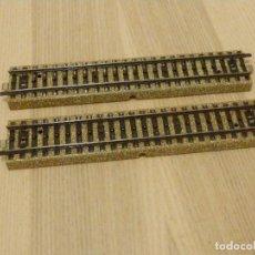Trains Échelle: 2 TRAMOS VIA RECTO MARKLIN HO - RECTA 5106 - 18 CM. 1/1 - . Lote 196175071