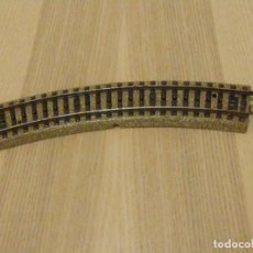 Trains Échelle: TRAMO CURVO VIA MARKLIN HO - CURVA 5100 - 18 CM. 1/1 - . Lote 196188126