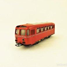 Comboios Escala: MARKLIN 4018 COCHE RAIL BUS DE PASAJEROS CON LUZ (SIN TRACCIÓN). Lote 196915980