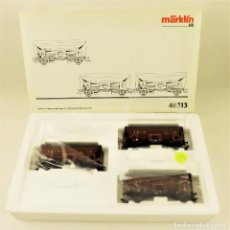 Trenes Escala: MARKLIN 46313 SET VAGONES DE LA SNCB . Lote 196930975