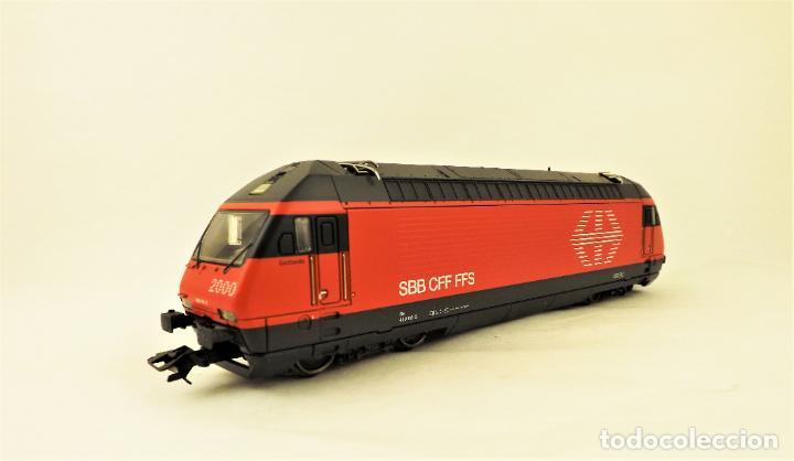 MARKLIN 37460 RE 460 DIGITAL/SONIDO MFX (Juguetes - Trenes a Escala - Marklin H0)