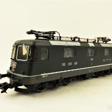 Trenes Escala: MARKLIN 37359 SERIE RE 4/4 II MFX SONIDO. Lote 197037265