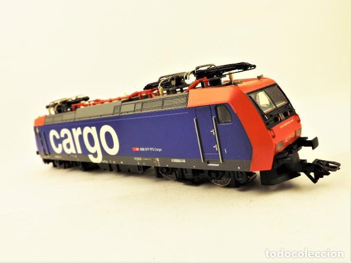 Trenes Escala: Marklin 36951 BR 482 Cargo Digital - Foto 2 - 197068103