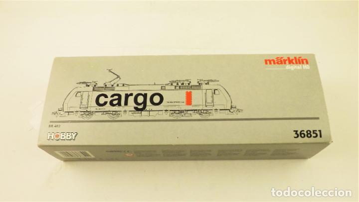Trenes Escala: Marklin 36951 BR 482 Cargo Digital - Foto 5 - 197068103