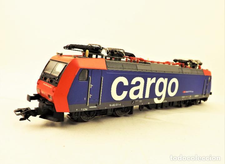 MARKLIN 36951 BR 482 CARGO DIGITAL (Juguetes - Trenes a Escala - Marklin H0)