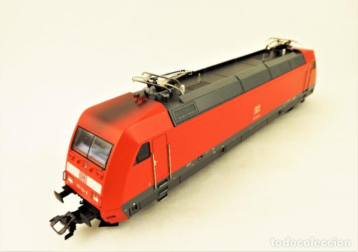 Trenes Escala: Marklin 37398 BR 101 MFX /Sonido - Foto 2 - 197068191