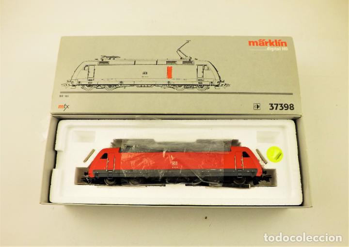 Trenes Escala: Marklin 37398 BR 101 MFX /Sonido - Foto 6 - 197068191