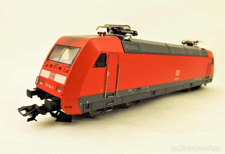 MARKLIN 37398 BR 101 MFX /SONIDO (Juguetes - Trenes a Escala - Marklin H0)
