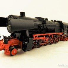 Trenes Escala: LOCOMOTORA MARKLIN 37151 BR 52 DE LA DB MFX / SONIDO. Lote 197068615