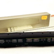 Trenes Escala: MARKLIN 43532 COCHE 1ª-2ª SNCB. Lote 198083666