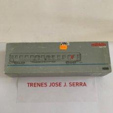 Comboios Escala: MARKLIN. HO. 4998 VAGON DISCOTECA DIGITAL CON MUSICA. Lote 198516508