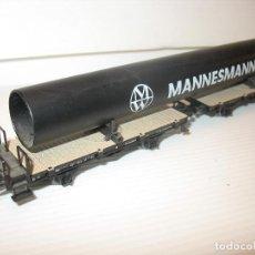 Trenes Escala: VAGON MARKLIN MANESMAN. Lote 198573461