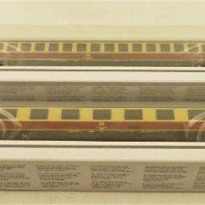 Trenes Escala: MARKLIN 43855 Y 43865 COCHES DE PASAJEROS TEE . Lote 198676956