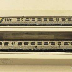 Trenes Escala: MARKLIN 4256 + 4257 COCHES DE PASAJEROS DB. Lote 198681623