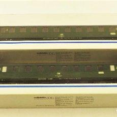 Trenes Escala: MARKLIN 4275 + 4276 COCHES DE PASAJEROS DE LA DB. Lote 198682306