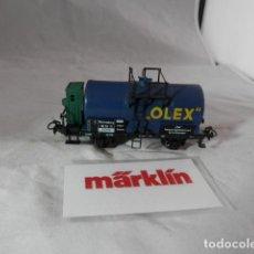 Trains Échelle: VAGÓN CISTERNA ESCALA HO DE MARKLIN . Lote 198747393