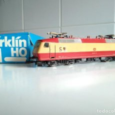 Trenes Escala: MÄRKLIN HO.LOCOMOTORA ELECTRICA.REF 3153.VERSION 150 JAHRE.. Lote 198816896
