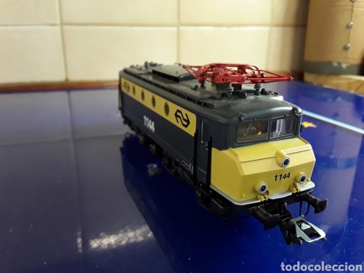 Trenes Escala: Locomotora marklin eléctrica holandesa h0 - Foto 2 - 199191410