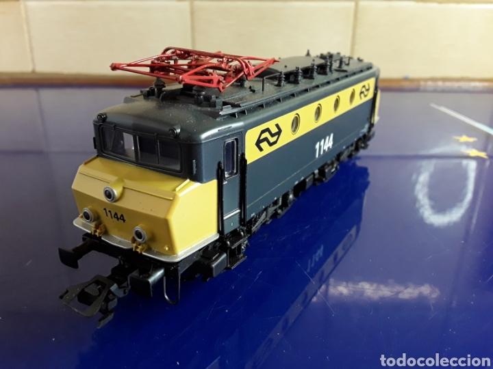 Trenes Escala: Locomotora marklin eléctrica holandesa h0 - Foto 3 - 199191410
