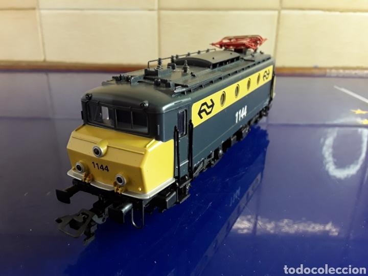 Trenes Escala: Locomotora marklin eléctrica holandesa h0 - Foto 4 - 199191410