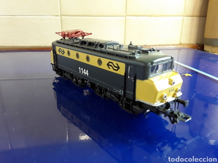 Trenes Escala: Locomotora marklin eléctrica holandesa h0 - Foto 5 - 199191410