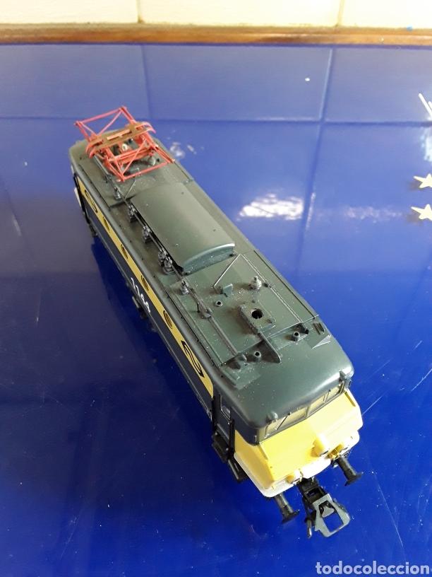 Trenes Escala: Locomotora marklin eléctrica holandesa h0 - Foto 6 - 199191410
