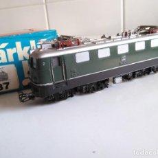 Trenes Escala: MÄRKLIN HO REF 3037.OCOMOTORA ELÉCTRICA DE LA DB (2). Lote 199219998
