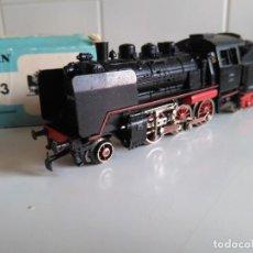 Trenes Escala: MÄRKLIN HO REF 3003.LOCOMOTORA DE VAPOR DE LA DB. Lote 199221617