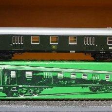 Trenes Escala: MARKLIN H0 COCHE-FURGÓN PARA EQUIPAJES, DE LA D.B., REFERENCIA 4026 *TODO METALICO*. Lote 199854827