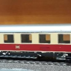 Trenes Escala: MARKLIN H0 COCHE DE VIAJEROS 1ª CLASE TEE, DE LA DB, REFERENCIA 4085 *TODO METALICO* PARA REPARAR.. Lote 199855608
