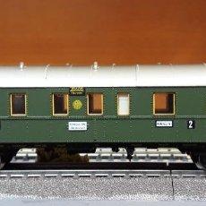 Trenes Escala: MARKLIN H0 COCHE DE VIAJEROS MIXTO DE 2ª Y 3ª CLASE, DE LA DRG, REFERENCIA 4100. . Lote 199860628