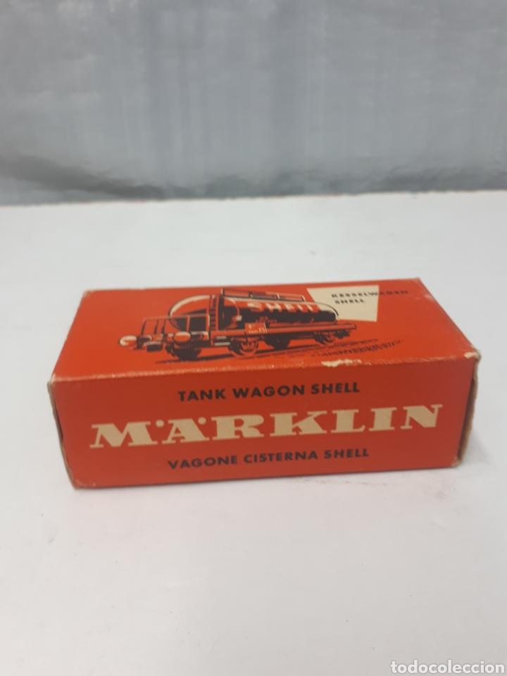 Trenes Escala: VAGON MARKLIN 4502 SHELL - Foto 8 - 200583773
