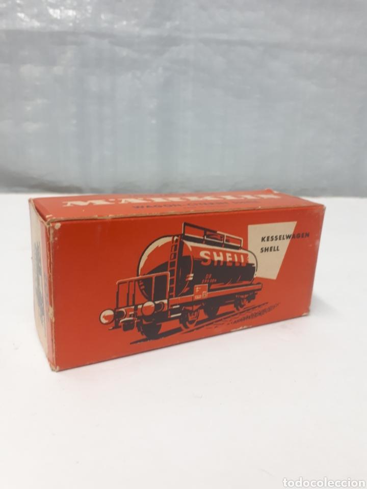 Trenes Escala: VAGON MARKLIN 4502 SHELL - Foto 9 - 200583773
