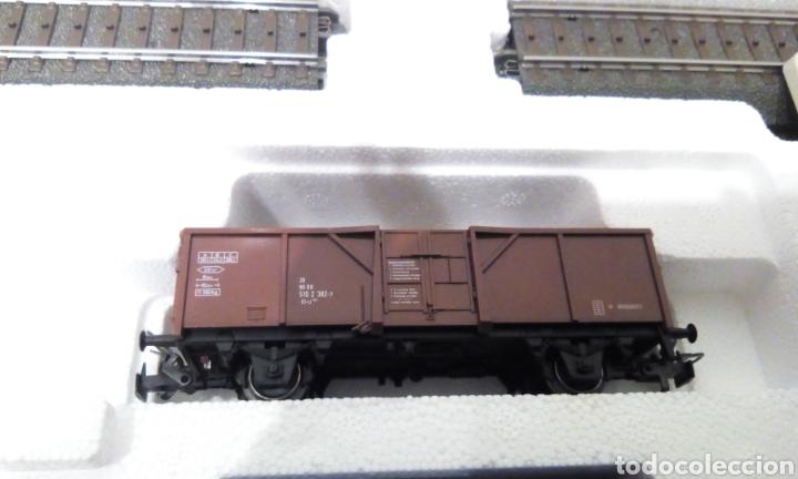 Trenes Escala: COMO NUEVO CIRCUITO INICIACIÓN MARKLIN H0 29145. TRANSFORMADOR 6647 Y CONTROL DELTA MULTITREN 6604 - Foto 6 - 192039112